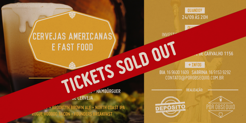 AMERICANAS_sold out