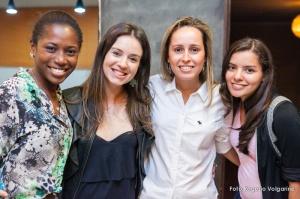 Livia, Bia, Nat e Fernanda